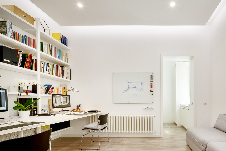 zicodesign, nuovo studio VSG.25, lo spazio di lavoro